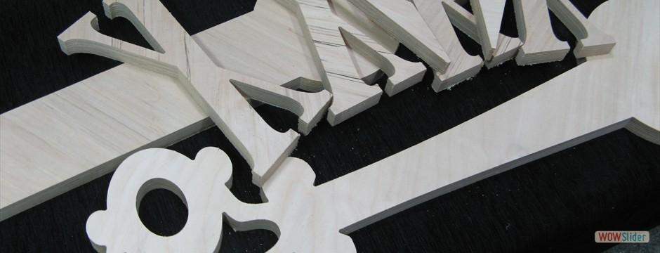 Фрезерная резка и раскрой материалов